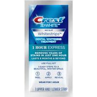 Полоски Crest 3D White 1 Hour Express 1 стикер