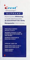 Полоски Crest Whitestrips Supreme Professional 1 стикер